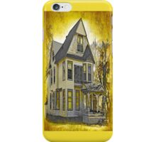 Old Style Wisconsin iPhone Case/Skin