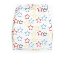 Stars Mini Skirt