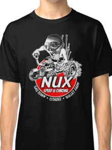 NUX Speed & Chrome Classic T-Shirt