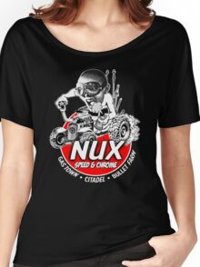 NUX Speed & Chrome Women's Relaxed Fit T-Shirt