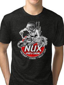 NUX Speed & Chrome Tri-blend T-Shirt