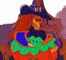 Scary trio by ♥⊱ B. Randi Bailey
