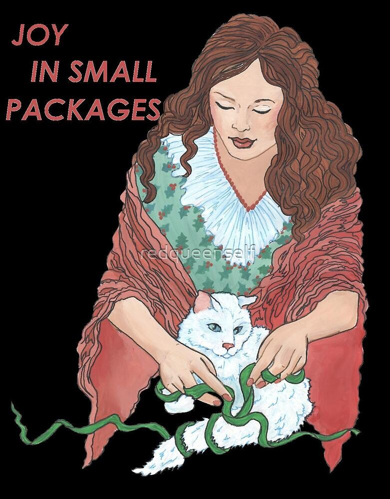 Small Packages by redqueenself