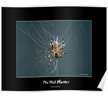 The Web Master Poster