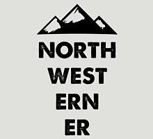 Northwesterner - Mountain Flavored Unisex T-Shirt
