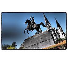 Jackson Square Photographic Print