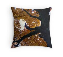 """Our Tree"" Throw Pillow"