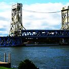The Houghton Michigan Bridge by kmdphotog