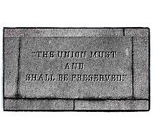 The Union Photographic Print