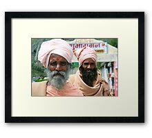 Saints Framed Print