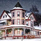 Victorian in Snow by Nadya Johnson
