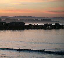 My mornings in Santa Cruz by DanielPhoto