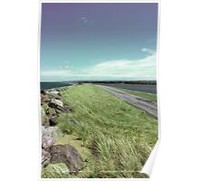Big Island Causeway I Poster