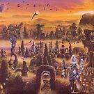 """The Forgotten Garden"" by James McCarthy"