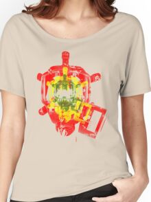Earth Guerrilla - Filthy Nasty Gas Mask Women's Relaxed Fit T-Shirt