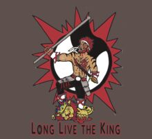 Long Live the King by Israel Rodriguez