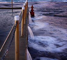 Mona Vale Ocean Baths by Ian English
