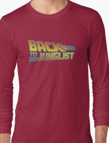 Back to the Junglist Long Sleeve T-Shirt