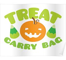 TREAT CARRY BAG Poster