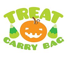 TREAT CARRY BAG Photographic Print