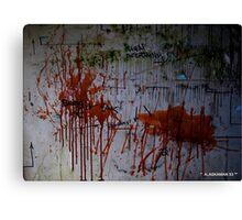 Cheap entertaiment Canvas Print