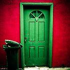 Green Door by Glen Turner