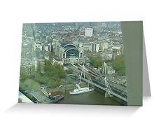 Charing Cross  Greeting Card