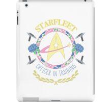 Starfleet Officer In Training iPad Case/Skin