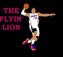 The Flyin' Lion by Plopman