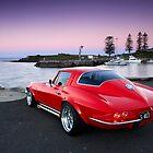 Corvette Stingray by Tony Rabbitte