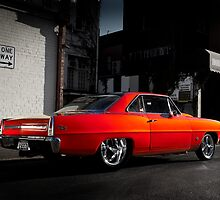 Chev Nova - QSS67 by Tony Rabbitte
