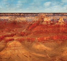 The Grand Canyon by Mike  Savad