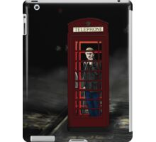 """""""Do you see it, Dr. Watson?"""" iPad Case/Skin"""