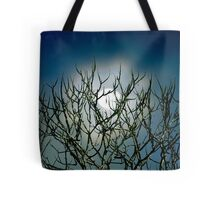 Moon Stalk Tote Bag