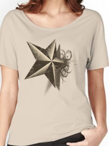 Ye olde star Women's Relaxed Fit T-Shirt