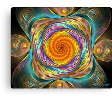 You Are Getting Very Sleepy Canvas Print
