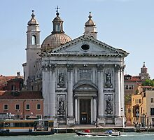 Venice Waterfront by imagic