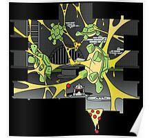 Pizza Prank Poster