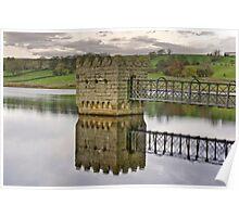 Hury Reservoir - Co Durham #2 Poster