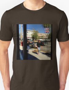 The Shape Of Things To Come Unisex T-Shirt