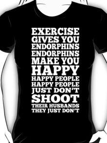 Funny Gym Tshirt T-Shirt
