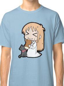 Hakase and Sakamoto Chibi Classic T-Shirt