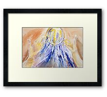 Give and Receive Framed Print