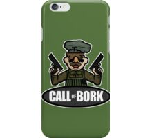 Call of Bork iPhone Case/Skin