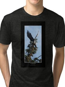 X-Wing (Bald Eagle) Tri-blend T-Shirt