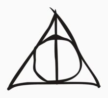 Deathly Hallows Mark by eraygakci