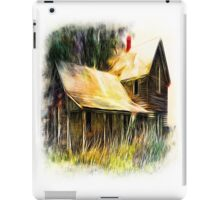 Faded Memories iPad Case/Skin