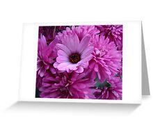 Shapeshifter. Greeting Card