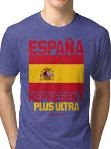 España represent Tri-blend T-Shirt