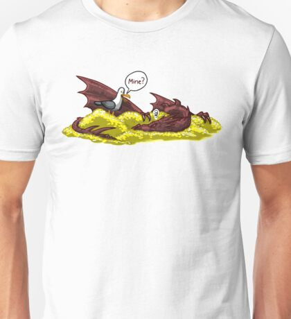 Smaug's Gold: Mine? Unisex T-Shirt